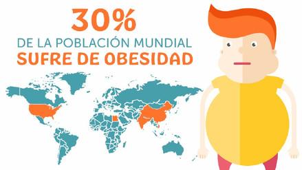 La obesidad, una enfermedad que afecta al mundo
