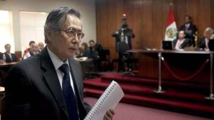 Nuevo hábeas corpus a favor de Fujimori fue admitido por el Poder Judicial