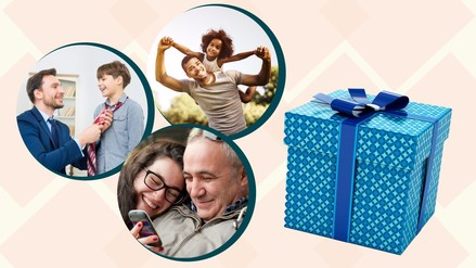 Infografía   El regalo ideal para papá