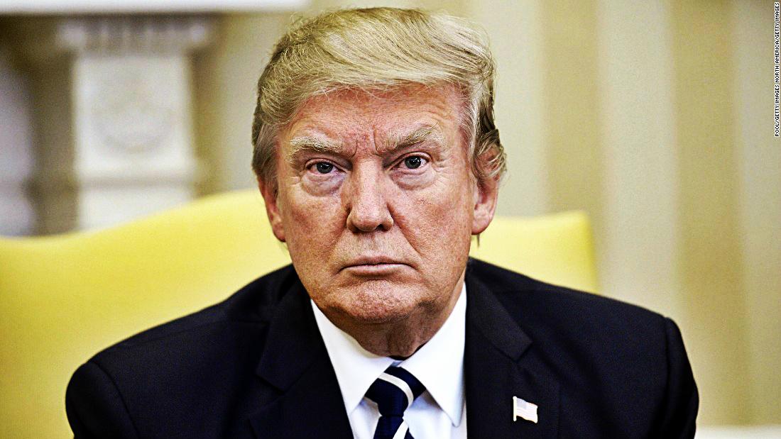 Trump se enfureció ante la investigación sobre su obstrucción a la justicia