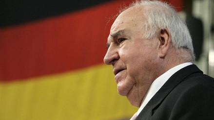 Murió Helmut Kohl, el padre de la reunificación alemana