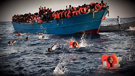 Más de 900 migrantes fueron rescatados en aguas de Libia