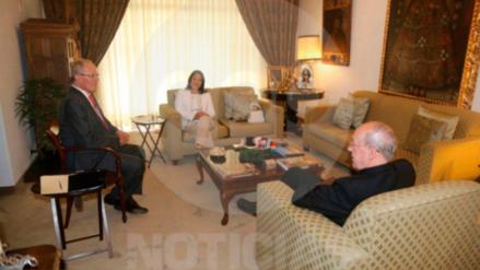 Mercedes Aráoz propuso un diálogo entre PPK y Keiko Fujimori en Palacio