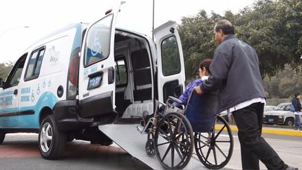 Servicio de taxi para personas con discapacidad ganó premio internacional