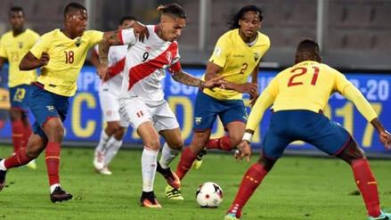 La FIFA confirmó la hora del partido de la Selección Peruana ante Ecuador