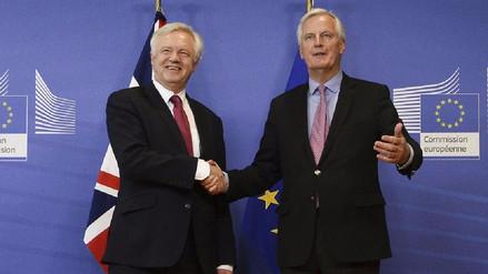 Reino Unido acepta las condiciones de la Unión Europea para negociar el brexit