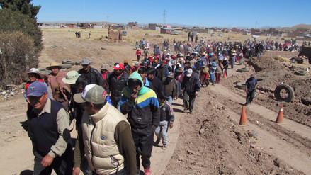 Juliaca: exigen cierre de botadero de Chilla tras informe de OEFA