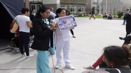 Hospital regional realiza campaña gratuita de detección de cáncer