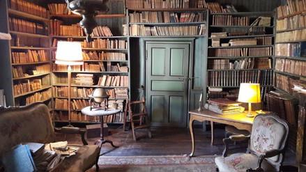 La biblioteca que estuvo oculta los últimos 200 años