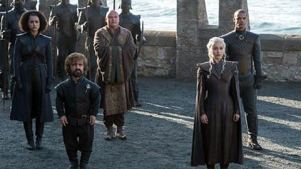 Facebook: HBO compartió detrás de cámaras Game of Thrones: