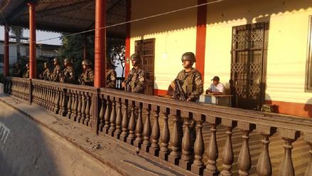 Advierten que soldados y policías podrían contraer dengue en Tumán