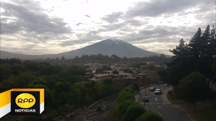Invierno en Arequipa se sentirá con fuerza en los meses de julio y agosto