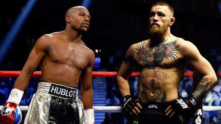 Los precios de las entradas para la pelea entre Mayweather y McGregor