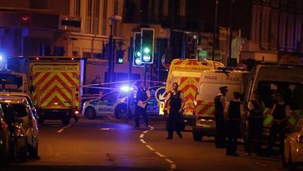 El autor del atentado de Londres gritó: