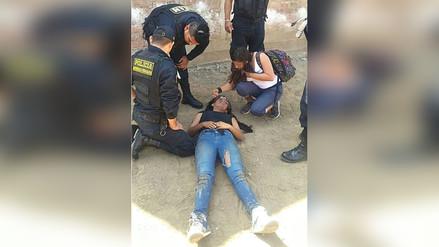 Trujillo: aparece en la calle adolescente inconsciente y dopada