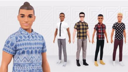 Lanzan al mercado 15 nuevos Ken con distintos tonos de piel y tipos de cuerpo