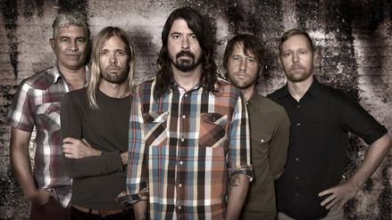 Foo Fighters anuncia en Facebook el lanzamiento de su nuevo disco