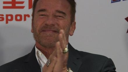 """Schwarzenegger: """"Trump no detendrá la lucha contra el cambio climático"""""""