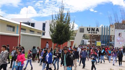 Cuatro universidades de Puno buscan licenciamiento ante la SUNEDU