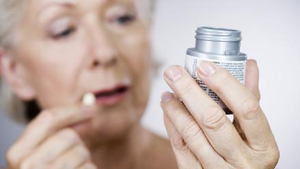 La aspirina puede ser mortal en mayores de 75 años
