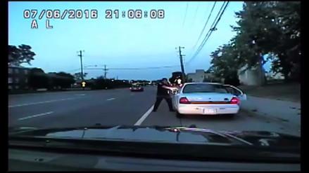 Difunden video de policía disparando a automovilista afroamericano en EE.UU.