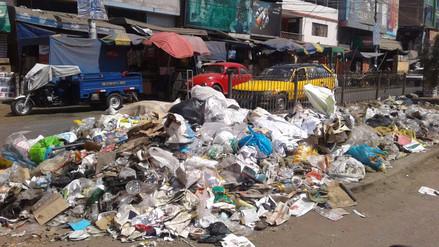 Trujillo: Vecinos reportan acumulación de basura en mercado
