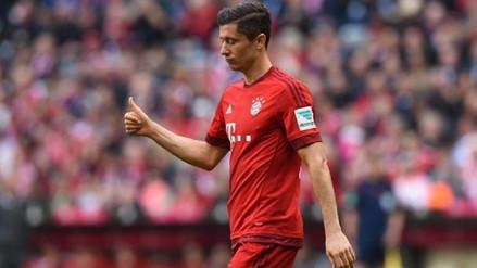 El Bayern Munich no negociará a Robert Lewandowski con ningún club