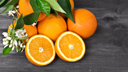 Naranja y otros alimentos que ayudan a prevenir resfríos en otoño