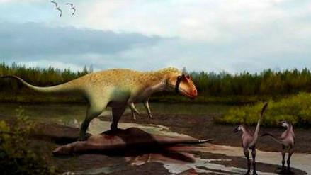 El cambio climático provocó la conquista global de los dinosaurios
