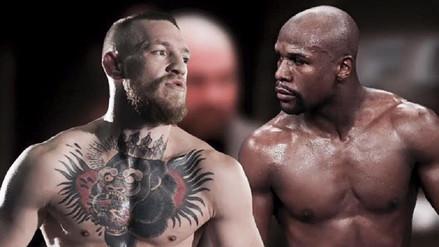 El dinero que podría generar la pelea entre Mayweather vs. McGregor
