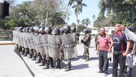Dejan sin efecto las garantías policiales en la empresa Tumán