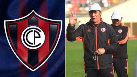 Pedro Troglio no es prioridad en Cerro Porteño y seguirá en Universitario