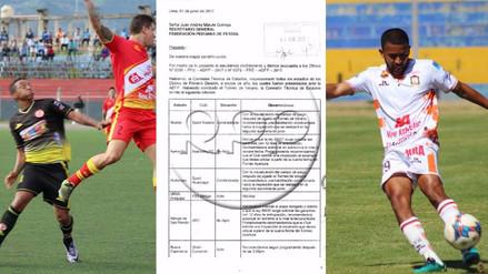 Federación Peruana de Fútbol inhabilitó estadios de Ayacucho y Cajamarca