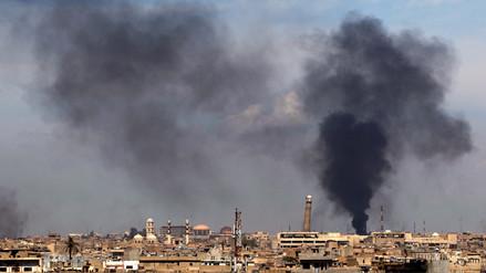 Estado Islámico destruye la mezquita de Mosul donde proclamó su califato