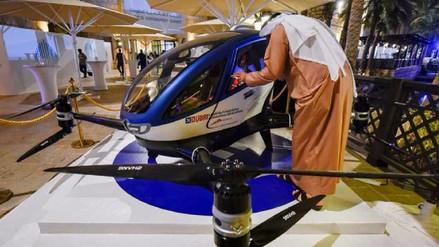 Empresa brindará servicios de aerotaxi a fines de este año en Dubai