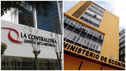MEF transfirió presupuesto adicional de S/6.7 millones a la Contraloría