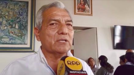 Alcalde de Trujillo minimiza a regidores que se oponen a obra
