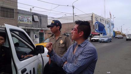 El cantante Lucho Cuéllar fue detenido por golpear a su amigo en Chimbote