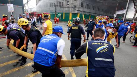 Municipalidad de Lima denunciará a dueños del almacén incendiado