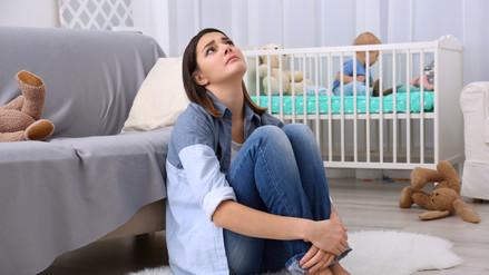 No quiero a mi hijo: la temida depresión postparto