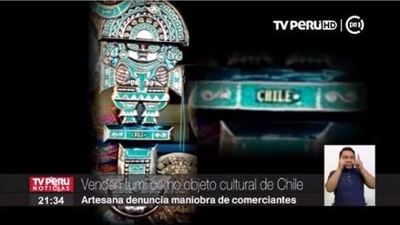 El Gobierno investiga la venta de tumis como artesanía chilena