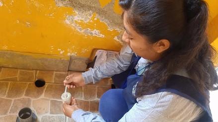 Continúan con control larvario en distrito piurano de Veintiséis de Octubre