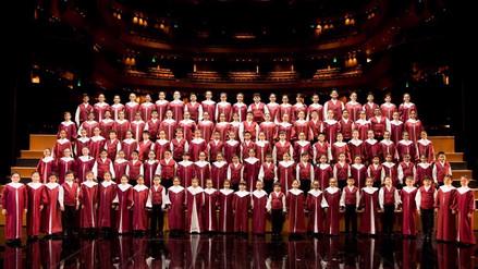 Coro Nacional de Niños rendirá homenaje a los clásicos del rock