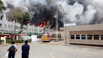 ¿Cómo es la clasificación de códigos de los incendios?