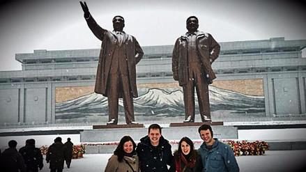 Así fue el viaje que el estadounidense Otto Warmbier hizo a Corea del Norte