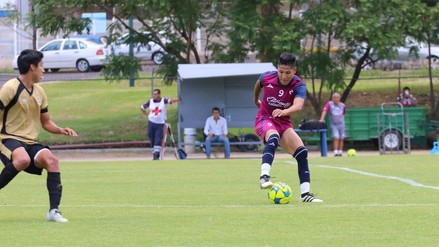 Raúl Ruidíaz se recuperó y jugó un partido de práctica con el Morelia