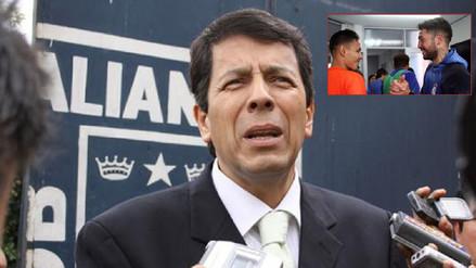 Alianza Lima asegura que no apelará por el caso de Viana y Garcés
