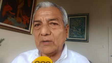 Elidio Espinoza: 'remodelación de plaza de armas no es un capricho'