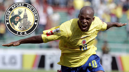 Tressor Moreno jugará en la Segunda División de Perú