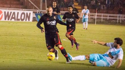 Melgar y Sporting Cristal chocan en Arequipa por el Torneo Apertura